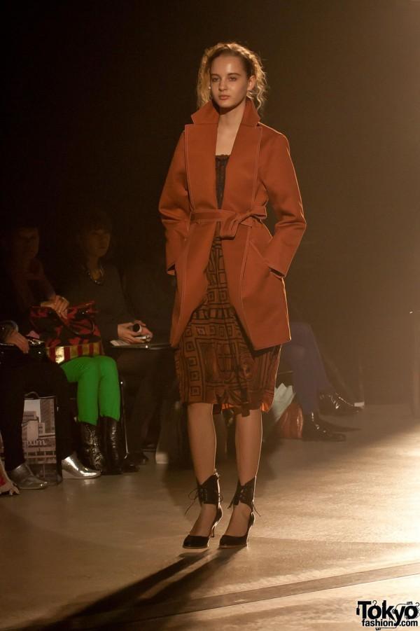 The Dress & Co. HIDEAKI SAKAGUCHI 2012 A/W (1)