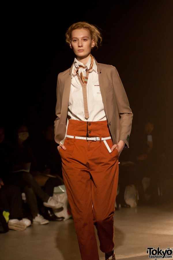 The Dress & Co. HIDEAKI SAKAGUCHI 2012 A/W (7)