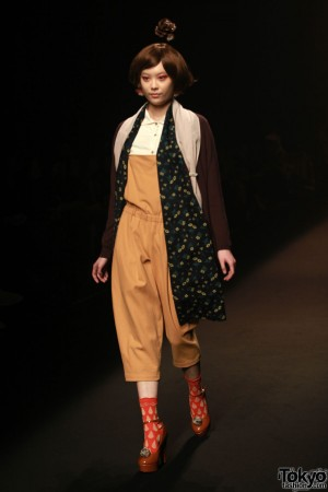 Everlasting Sprout 2012-13 A/W