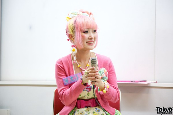 Japanese Lolita & Harajuku Fashion Show (6)