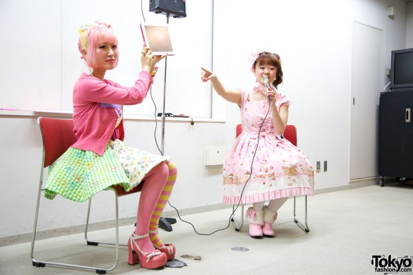 Japanese Lolita & Harajuku Fashion Show (8)