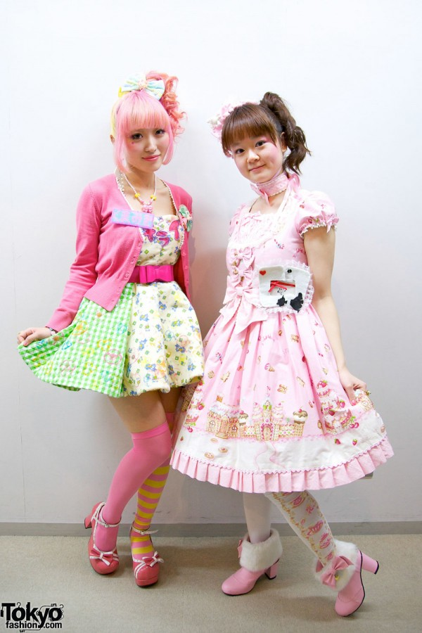 Japanese Lolita & Harajuku Fashion Show (14)