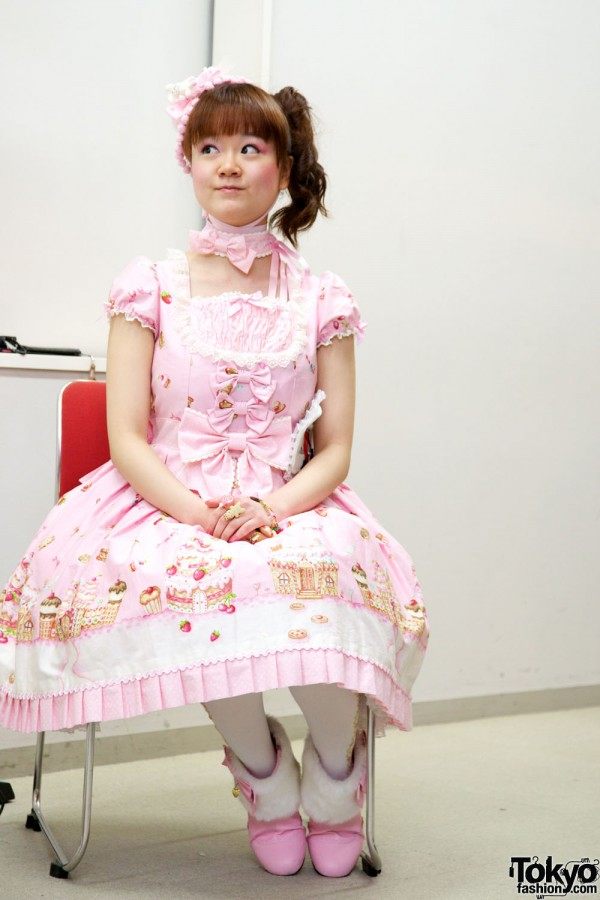 Japanese Lolita & Harajuku Fashion Show (15)