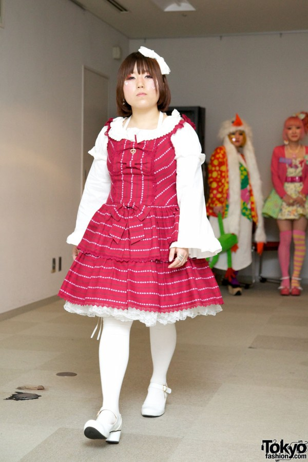 Japanese Lolita & Harajuku Fashion Show (17)