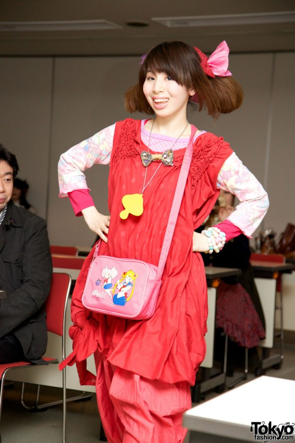 Japanese Lolita & Harajuku Fashion Show (18)