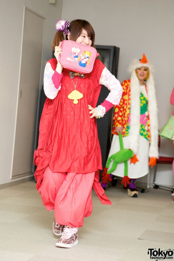 Japanese Lolita & Harajuku Fashion Show (19)