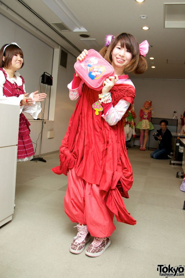 Japanese Lolita & Harajuku Fashion Show (20)