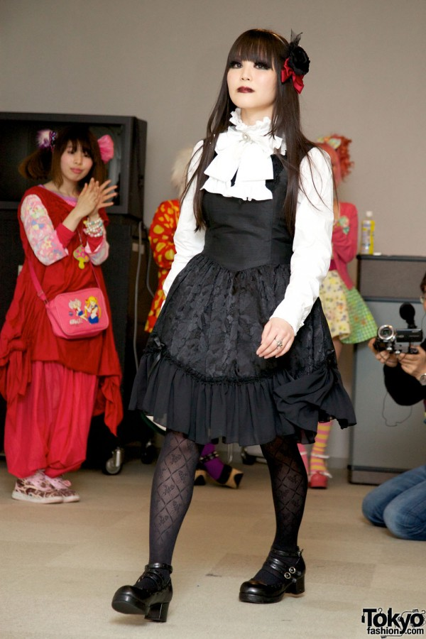 Japanese Lolita & Harajuku Fashion Show (21)