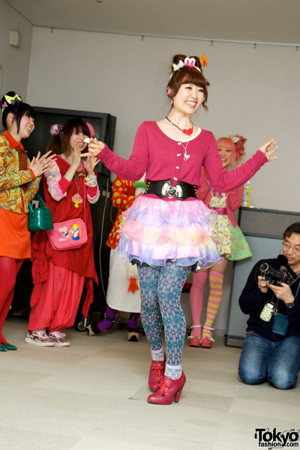 Japanese Lolita & Harajuku Fashion Show (24)