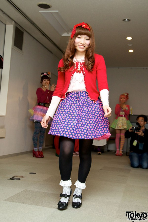 Japanese Lolita & Harajuku Fashion Show (26)
