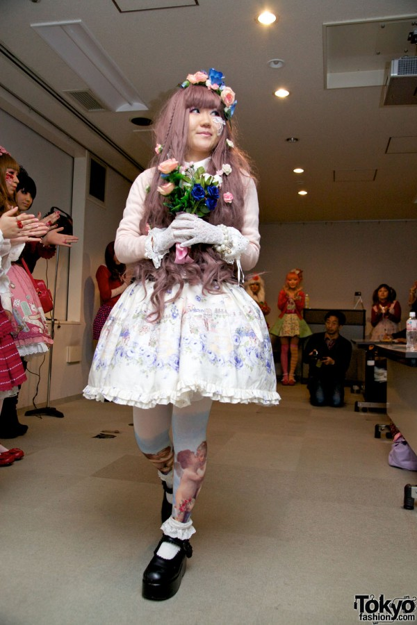 Japanese Lolita & Harajuku Fashion Show (27)