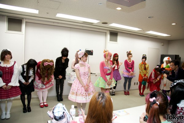 Japanese Lolita & Harajuku Fashion Show (29)