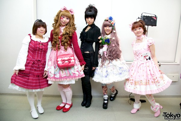 Japanese Lolita & Harajuku Fashion Show (30)