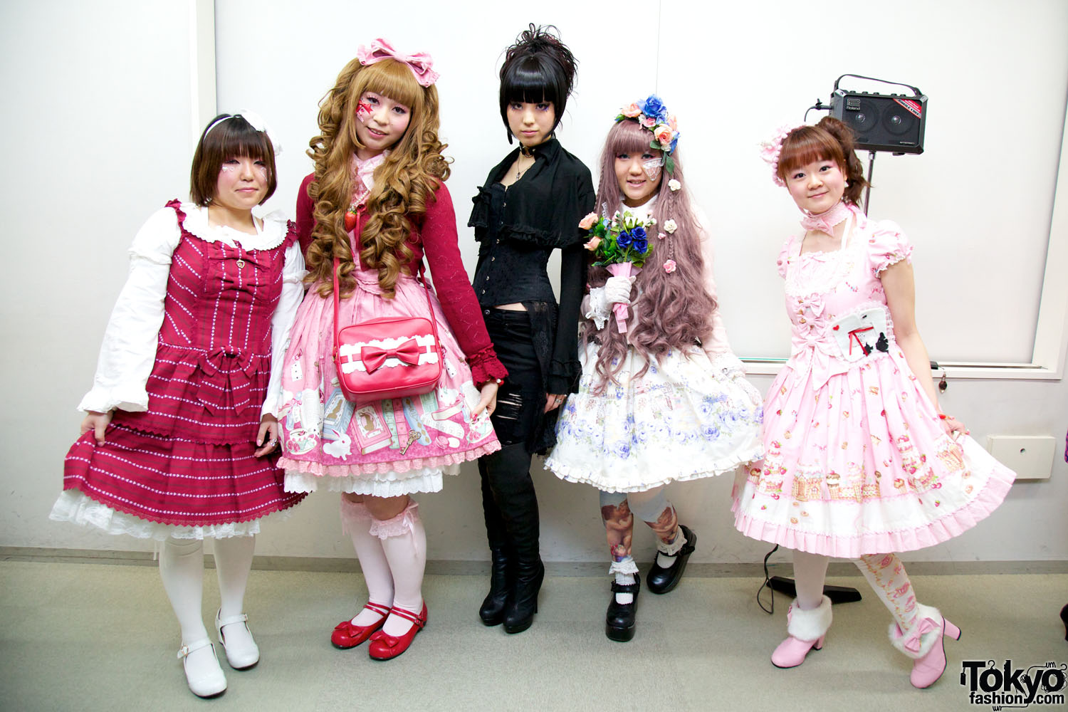 Japanese Lolita & Harajuku Styles Fashion Show & Talk – Pictures ...