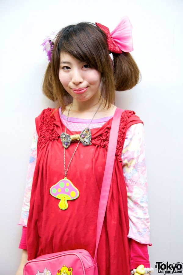 Japanese Lolita & Harajuku Fashion Show (34)