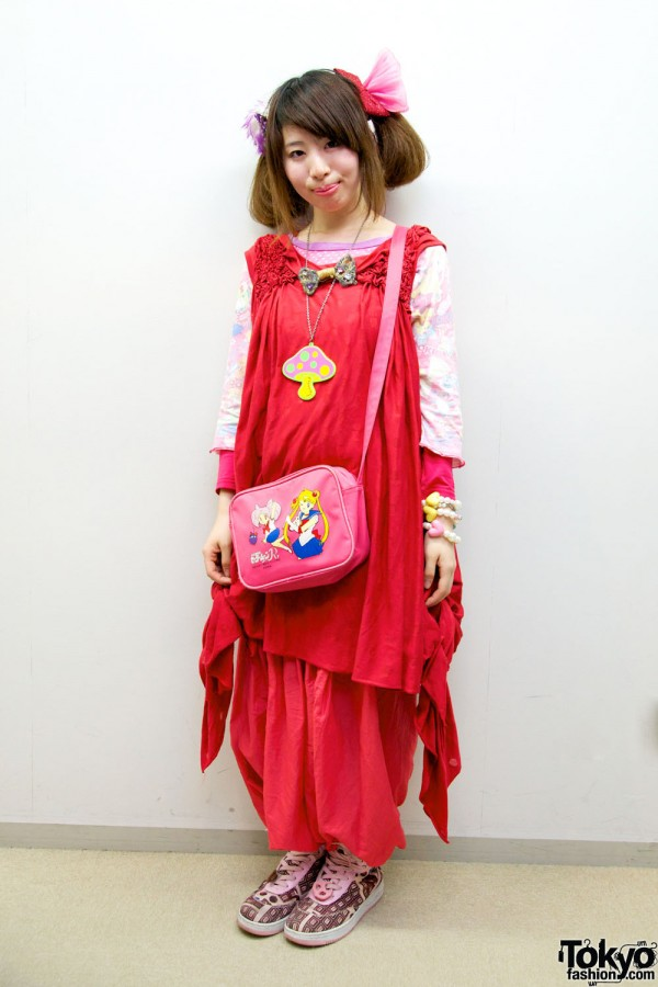 Japanese Lolita & Harajuku Fashion Show (35)
