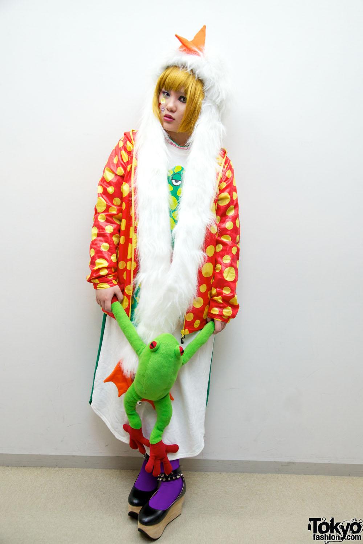 japanese lolita amp harajuku styles fashion show pictures