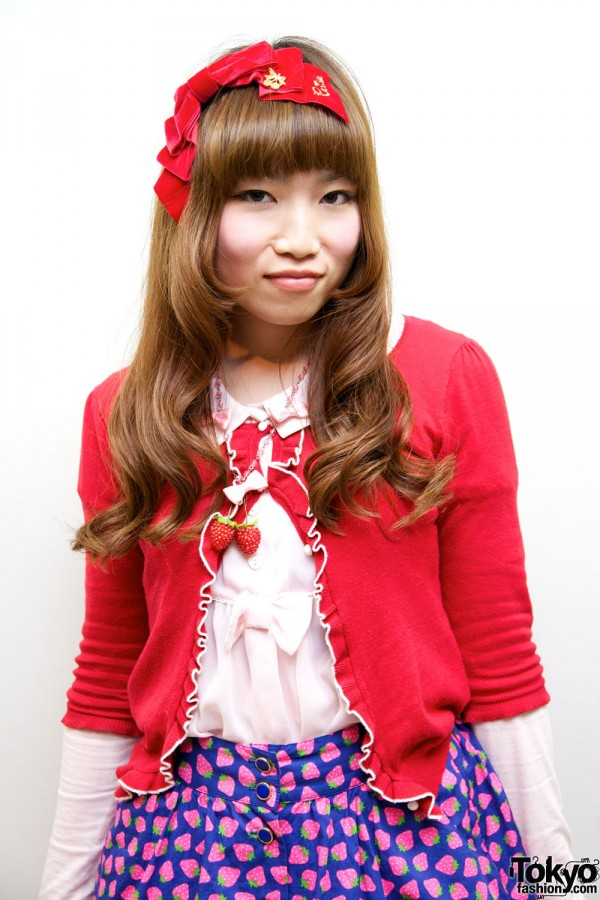 Japanese Lolita & Harajuku Fashion Show (38)