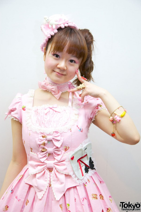 Japanese Lolita & Harajuku Fashion Show (40)