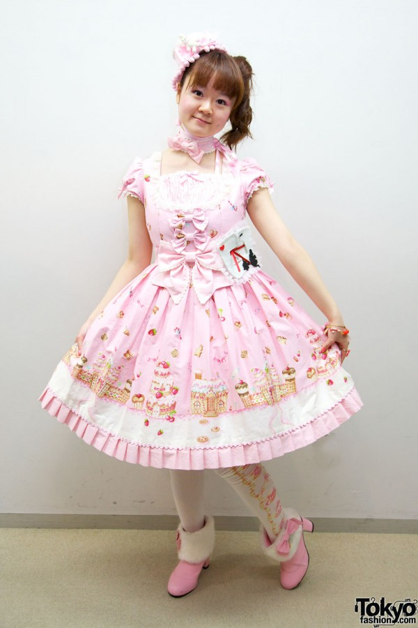 Japanese Lolita & Harajuku Fashion Show (41)