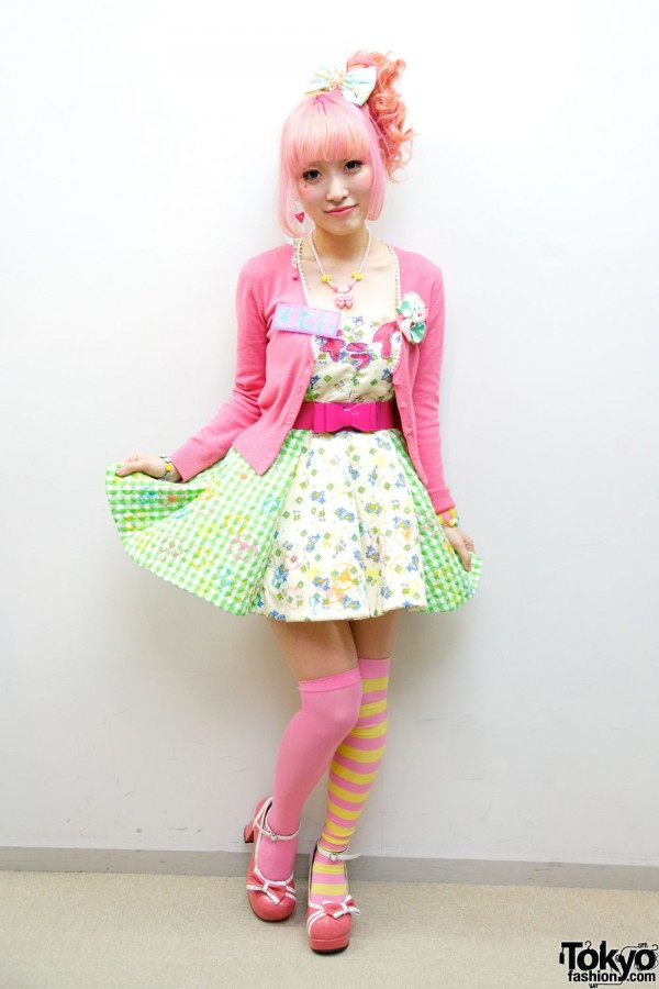 Japanese Lolita & Harajuku Fashion Show (43)
