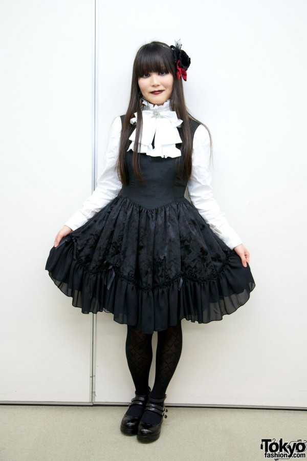 Japanese Lolita & Harajuku Fashion Show (48)