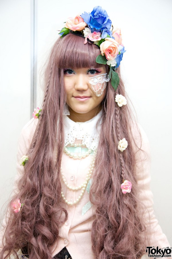 Japanese Lolita & Harajuku Fashion Show (49)