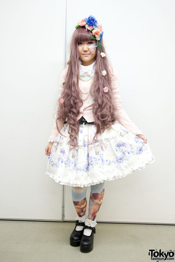 Japanese Lolita & Harajuku Fashion Show (50)