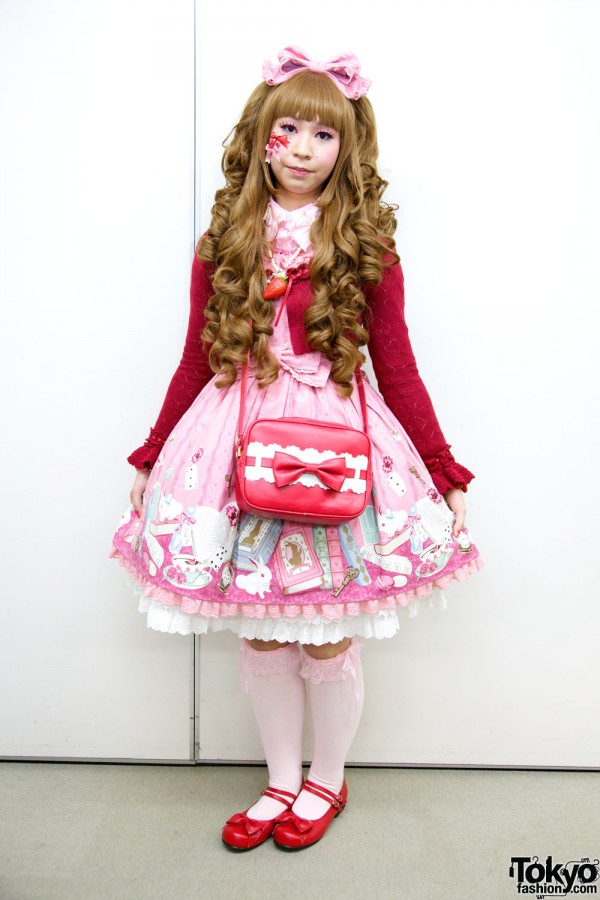 Japanese Lolita & Harajuku Fashion Show (52)