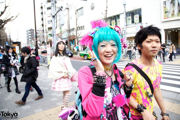 Harajuku Fashion Walk 9 (9)
