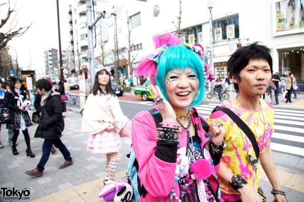 Harajuku Fashion Walk 9 (9)
