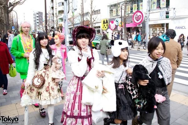 Harajuku Fashion Walk 9 (14)