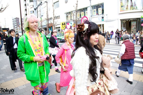 Harajuku Fashion Walk 9 (15)