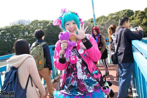 Harajuku Fashion Walk 9 (20)