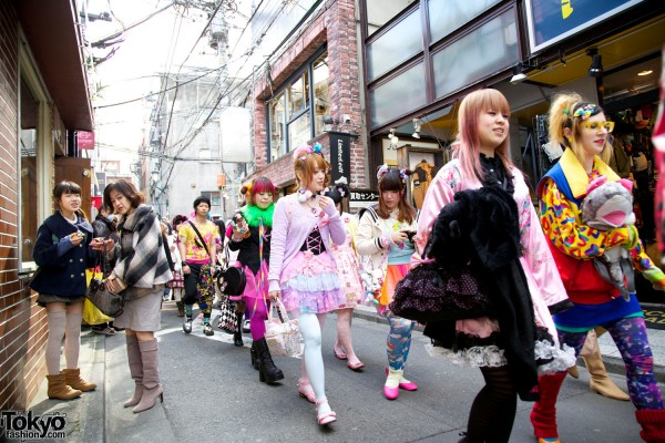 Harajuku Fashion Walk 9 (44)