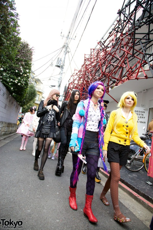 Harajuku Fashion Walk 9 (50)