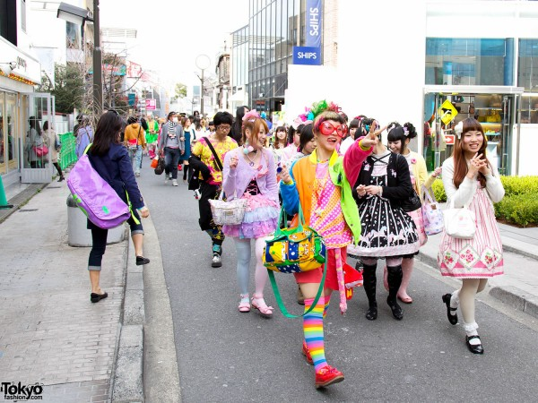 Harajuku Fashion Walk 9 (63)