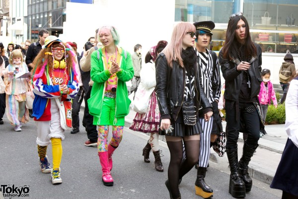 Harajuku Fashion Walk 9 (66)