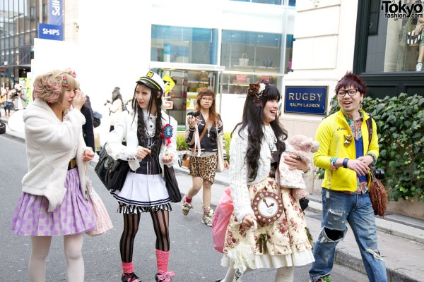 Harajuku Fashion Walk 9 (68)