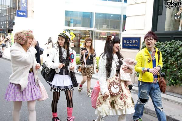 Harajuku Fashion Walk 9 (68)