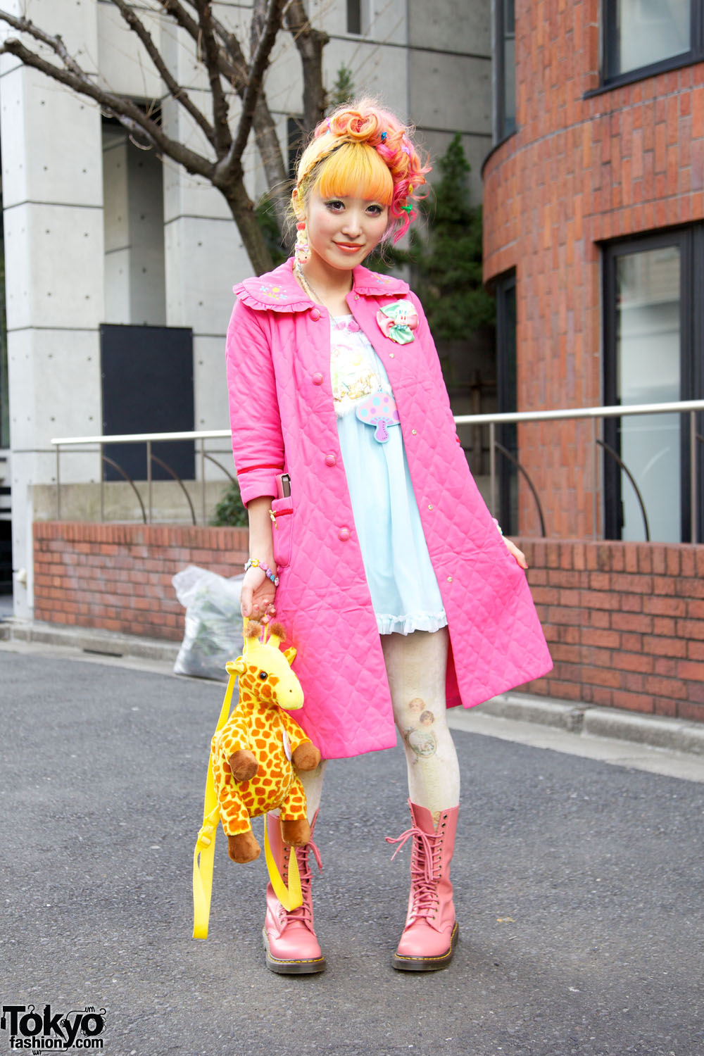 Harajuku Fashion Walk #9 Pictures & Video