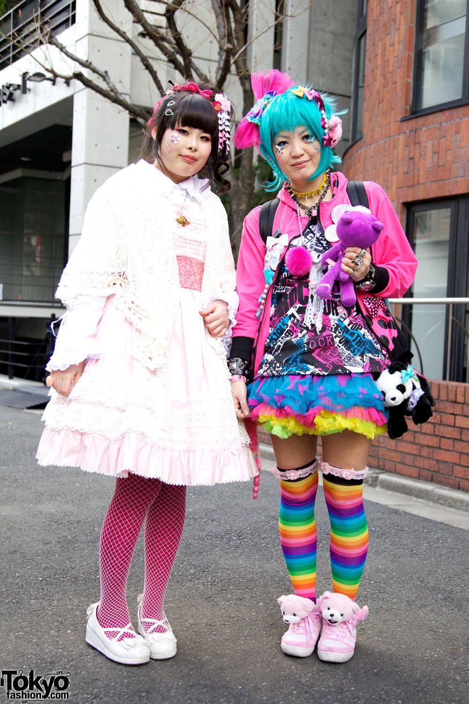 Harajuku Fashion Walk #9 Pictures & Video