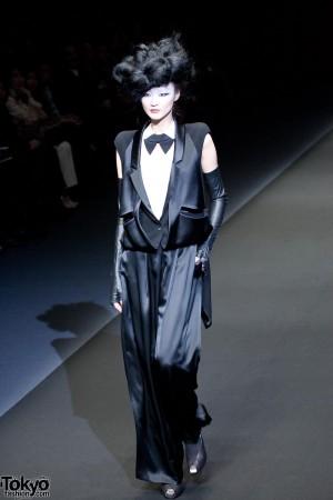 Hiroko Koshino 2012 A/W (1)