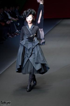 Hiroko Koshino 2012 A/W (25)