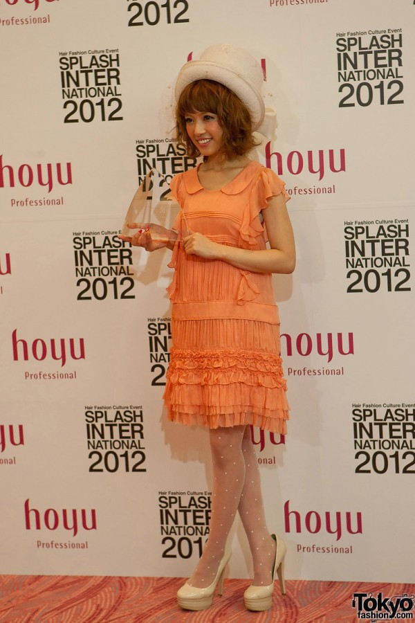 Japanese Hair Show Splash International (164)