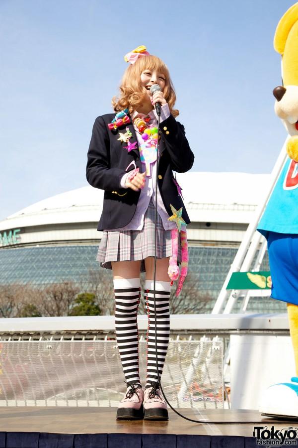 Kyary Pamyu Pamyu Tokyo Dome City (10)