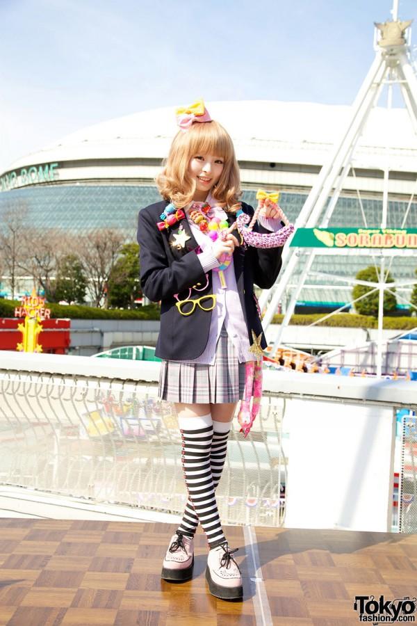 Kyary Pamyu Pamyu Tokyo Dome City (25)