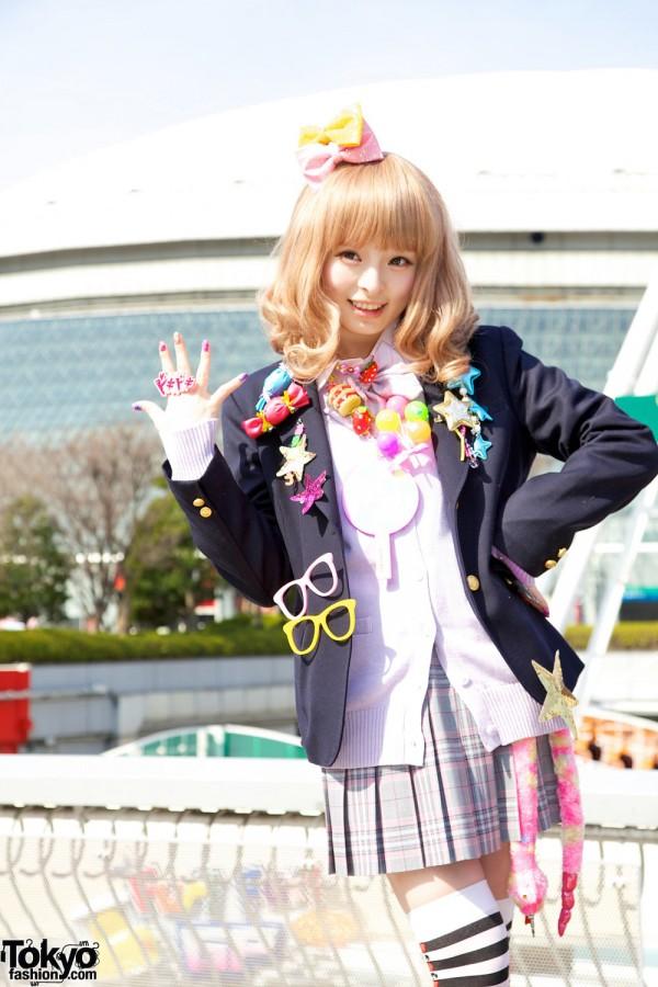 Kyary Pamyu Pamyu Tokyo Dome City (29)