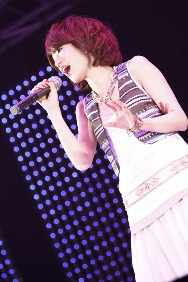 Megumi Yanagi at Harajuku Kawaii