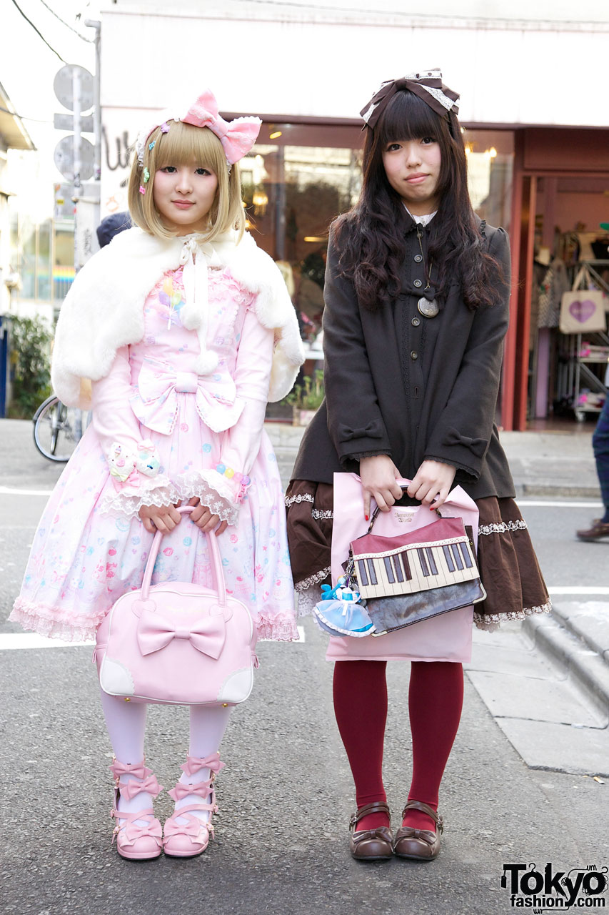 Lolita Style from Angelic Pretty & Innocent World
